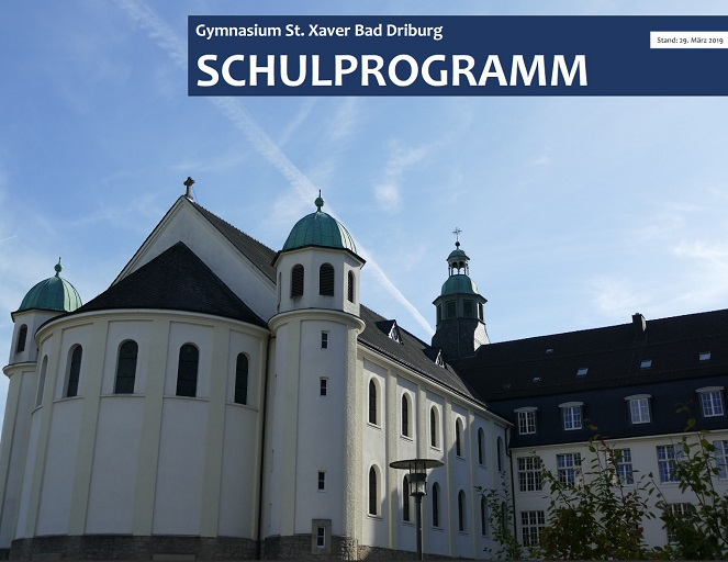Schulprogramm St. Xaver